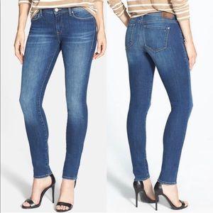 Mavi | Alexa Mid-Rise Skinny Jeans Size 28